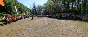 Слёт-Поход «Лесные приключения»