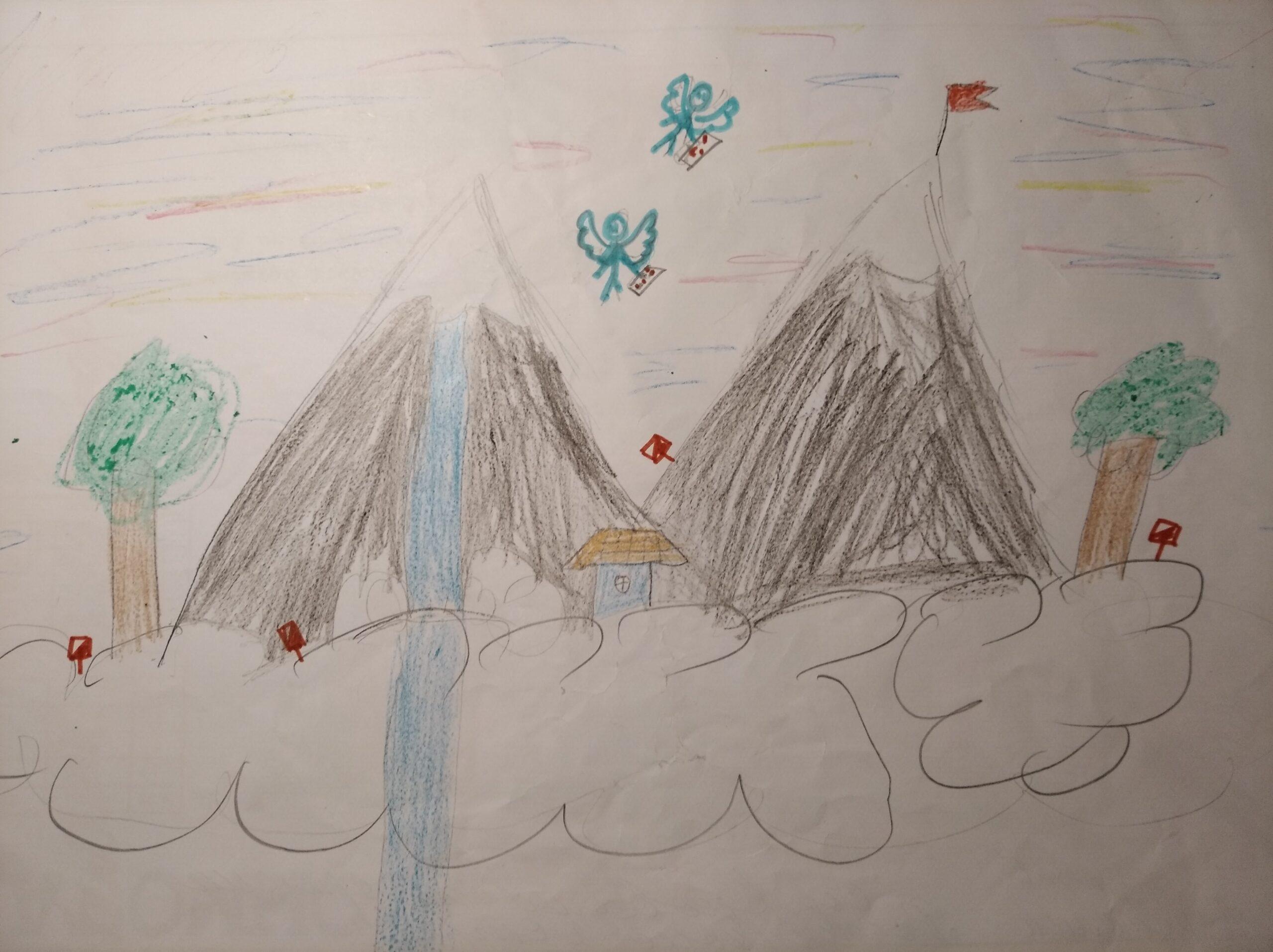 Адреналин Соревнования на воздушном острове