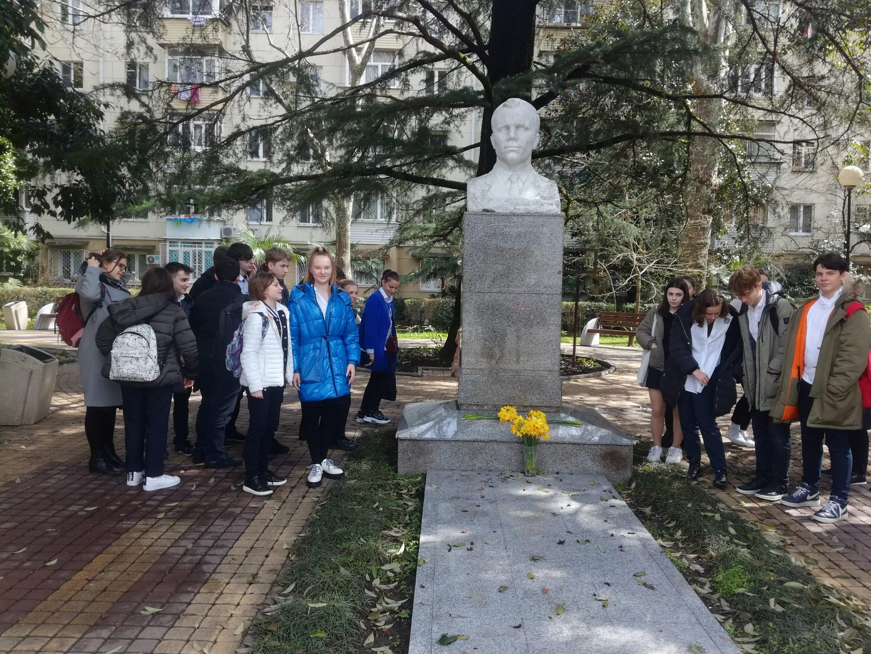 6 апреля проведена первая экскурсия по «Гагаринскому маршруту».