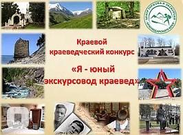 Муниципальные этапы краевых конкурсов.